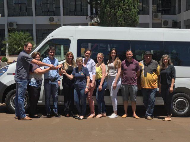 São Paulo das Missões recebe veículo adquirido com recursos de emenda parlamentar